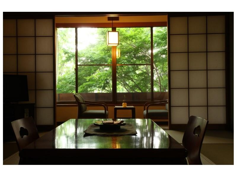 Japanese-style Room with Hiroen Space (Sansuiso Wing)
