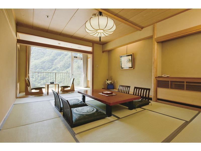 本館 和室 禁煙|12畳 (Japanese-style Room (Main Building) *Non-smoking from 2020/4/1)