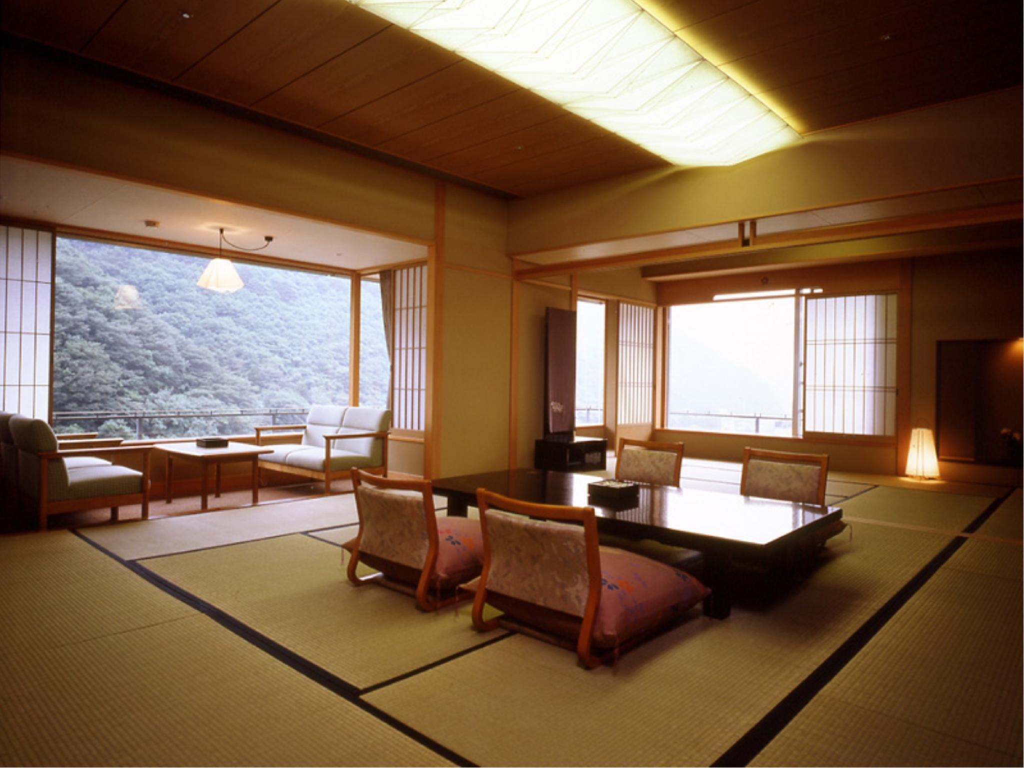 Japanese-style Room (Kafu Wing)
