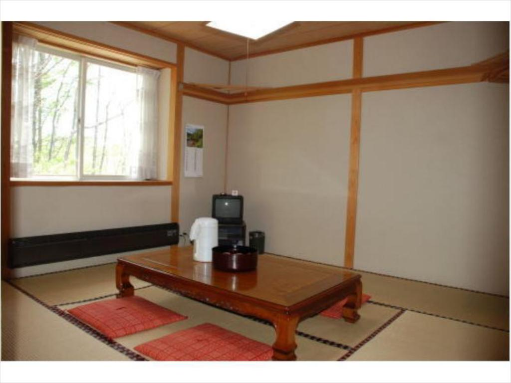 Japanese-style Room*No bath or toilet in room - ห้องพัก
