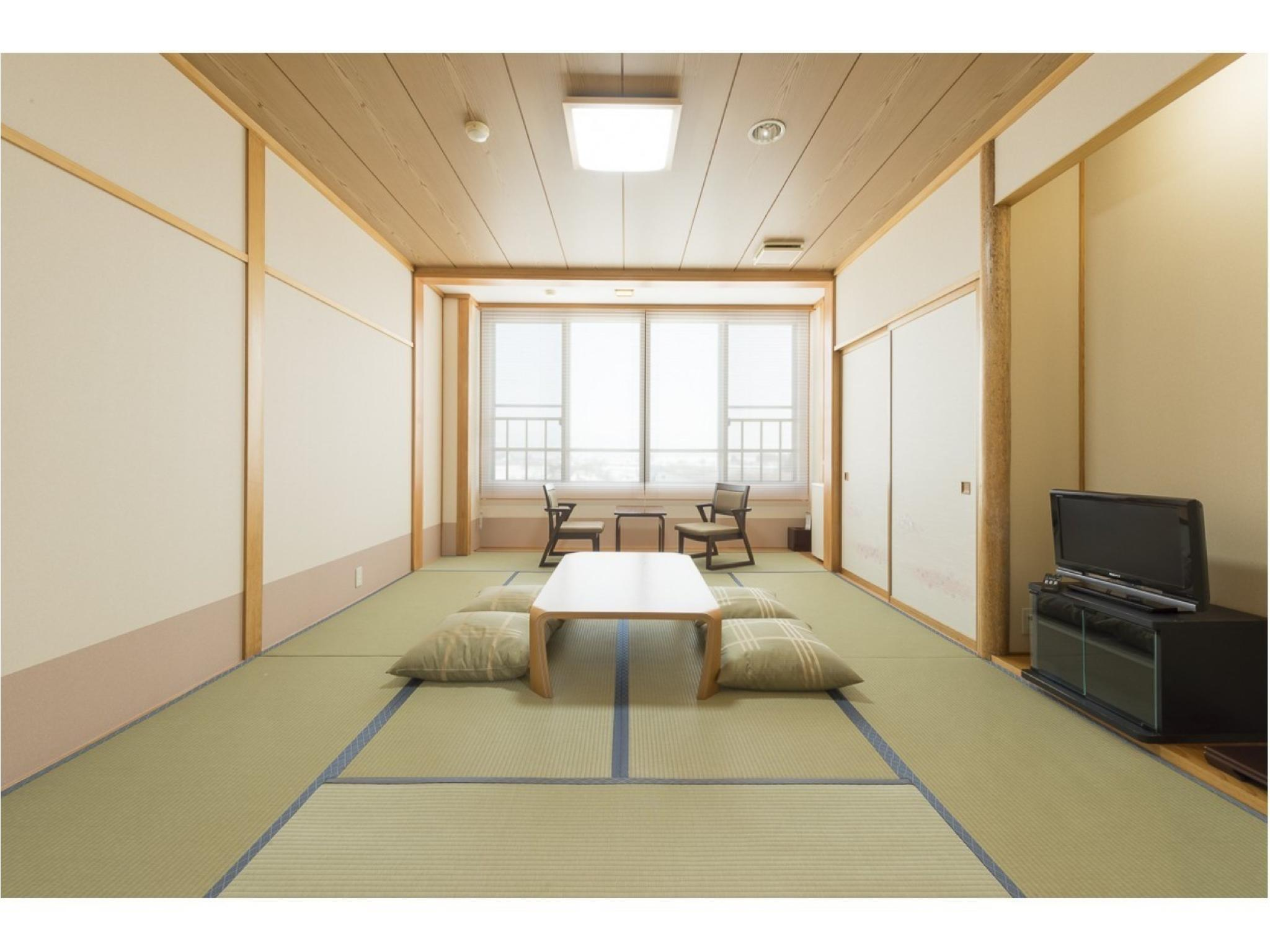 新改裝和式房 (Japanese-style Room *Refurbished room)