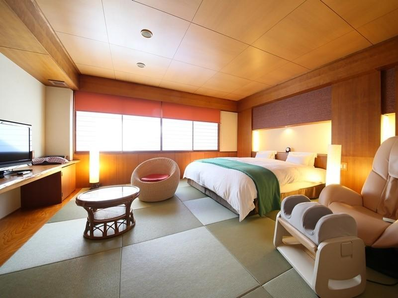 Modern Japanese-style Double Room