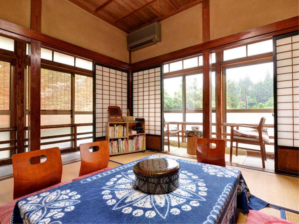 Japanese-style Room *Allocated on arrival; No bath or toilet in room - ห้องพัก