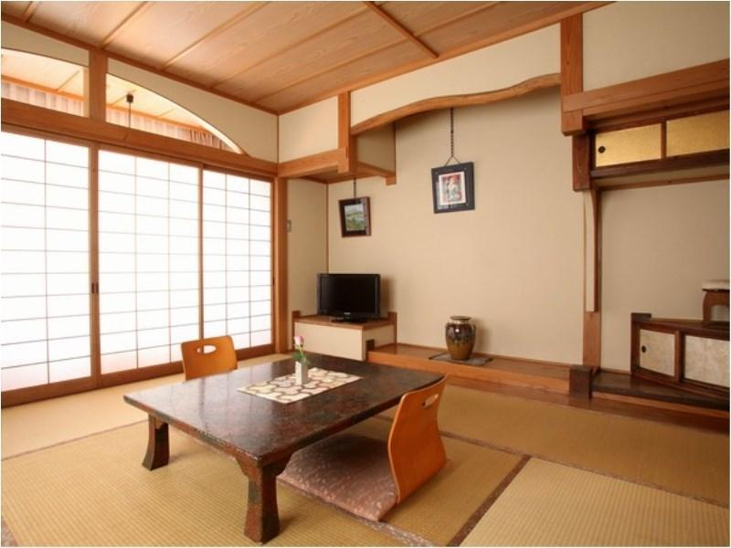 다다미 객실(ENJU-NO-MA) (Japanese-style Room (Enju-no-Ma Type))