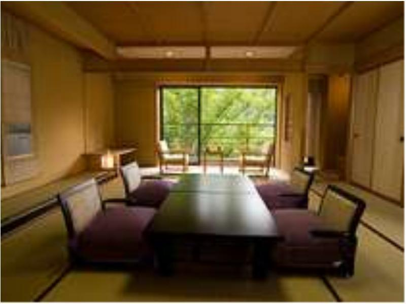 Japanese-style Room (Hishotei Wing, New Building)