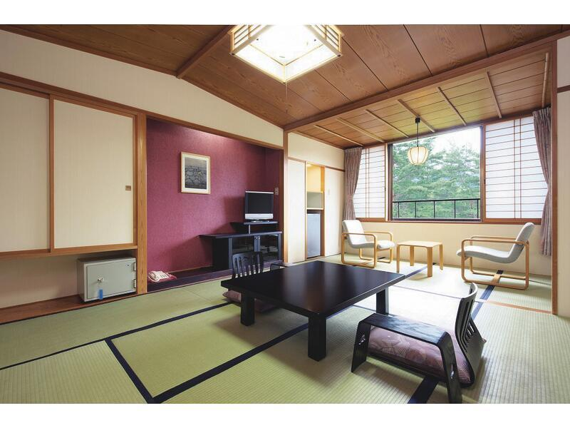 Japanese-style Room (Top Floor, Annex)