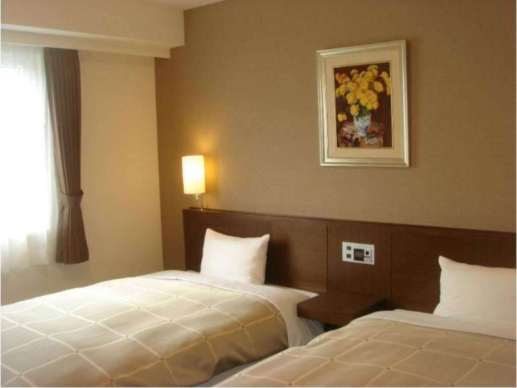 Twin Room - Guestroom Hotel Route-Inn Ina Inter