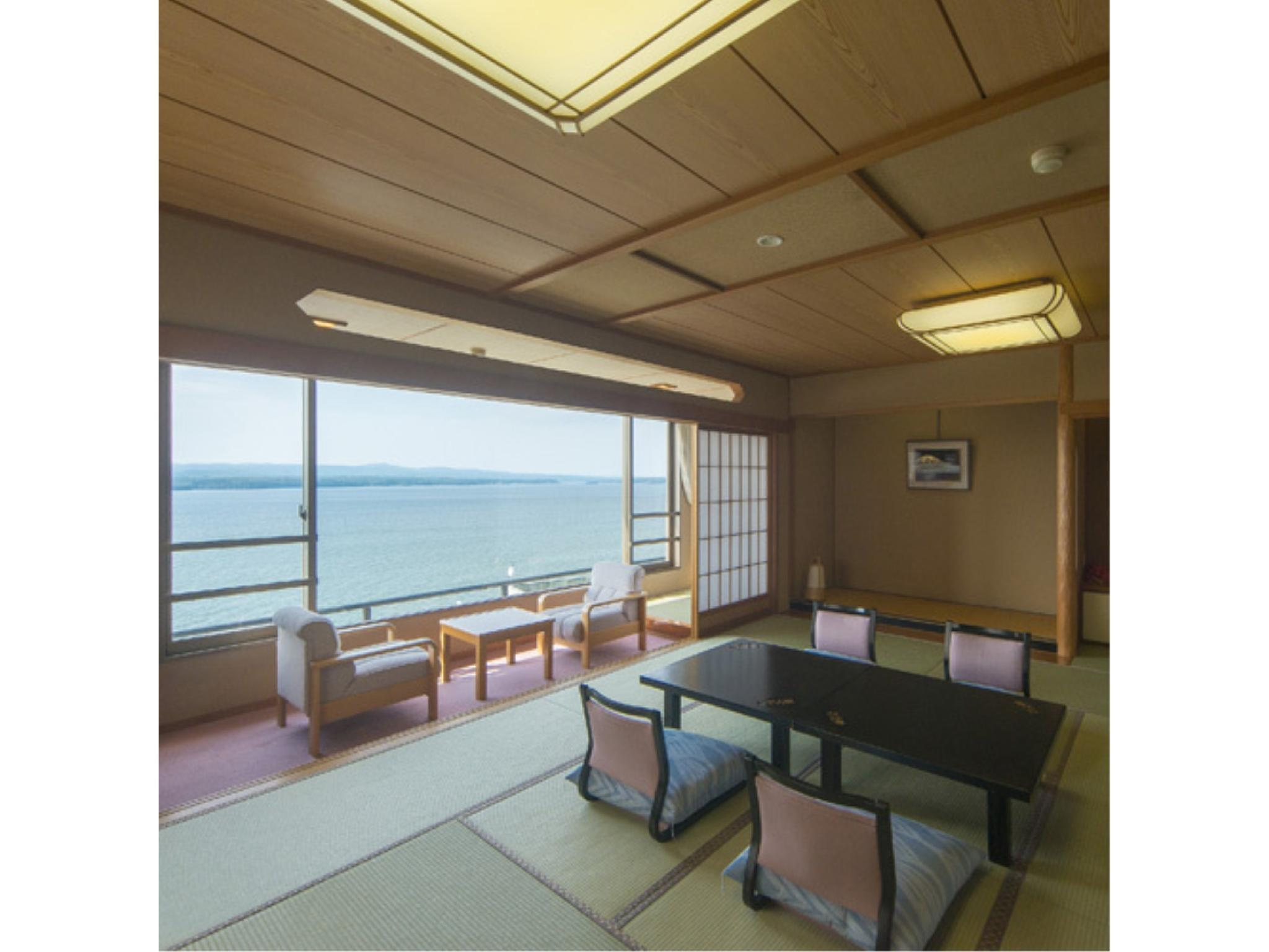 Japanese-style Room (Upper Floors, New Building)