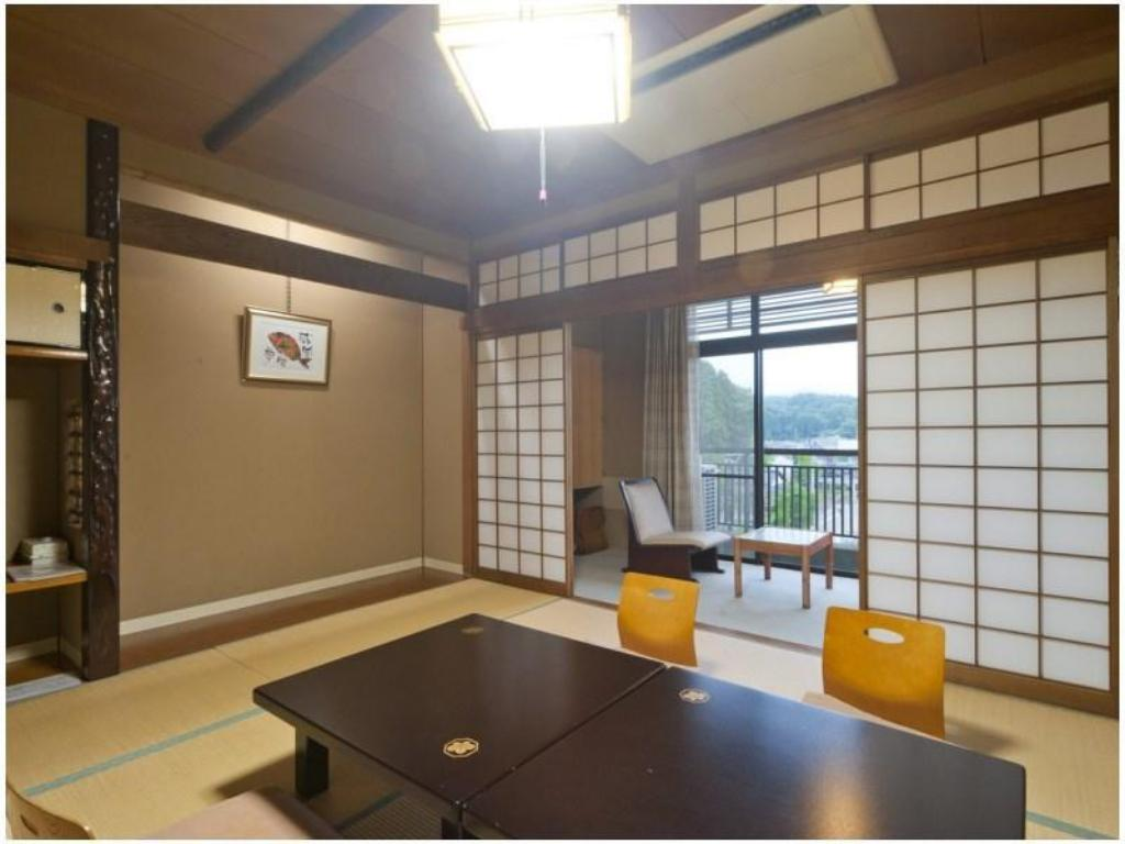 Japanese-style Room (10 tatami, Main Building) - ห้องพัก