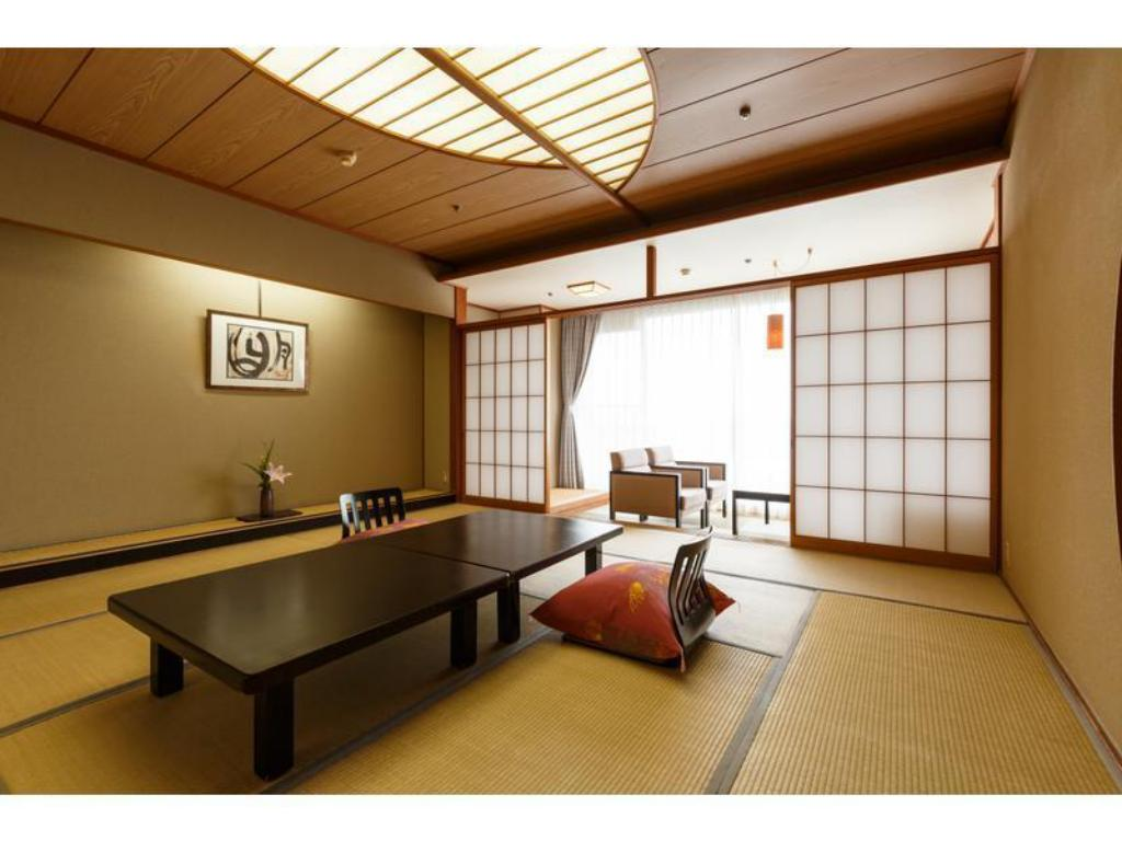 Standard Japanese-style Room (Tsuki-no-To Wing) - Guestroom Rurikoh