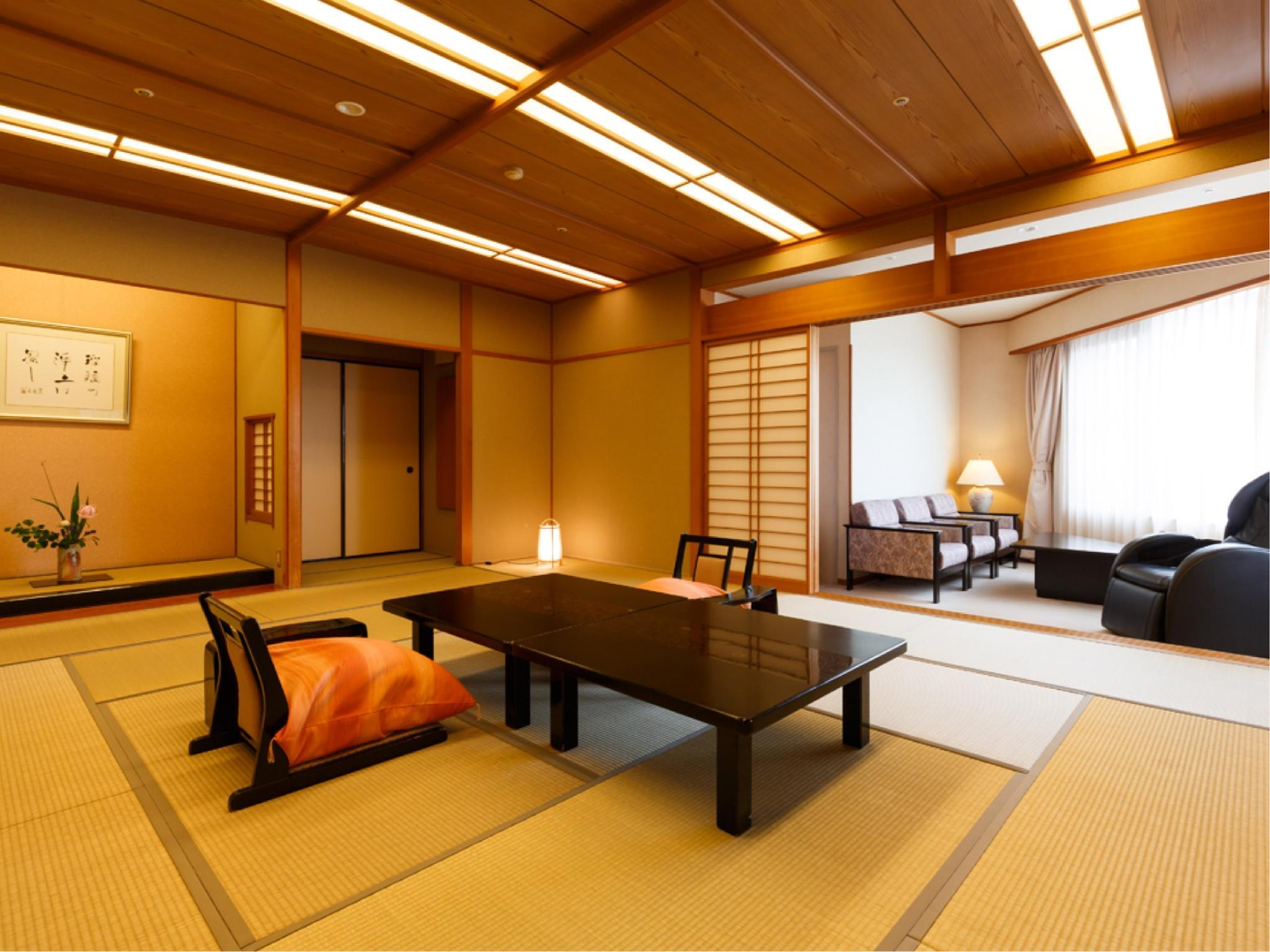 和室 (Standard Japanese-style Room (Tsuki-no-To Wing))