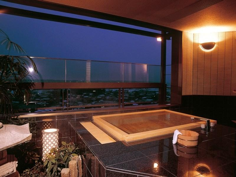 【星の棟 露天付 Bタイプ】スイート 和室 (Japanese-style Suite with Open-air Bath (Type B, Hoshi-no-To Wing))