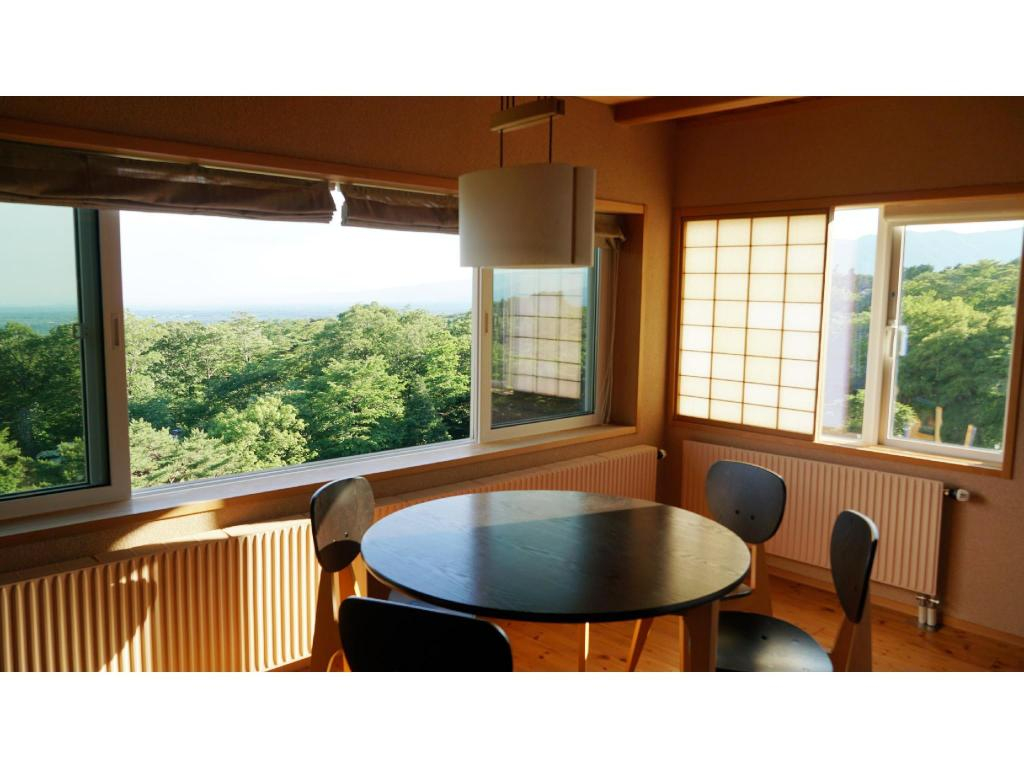 Japanese-style Room with Scenic View Bath - ทัศนียภาพ
