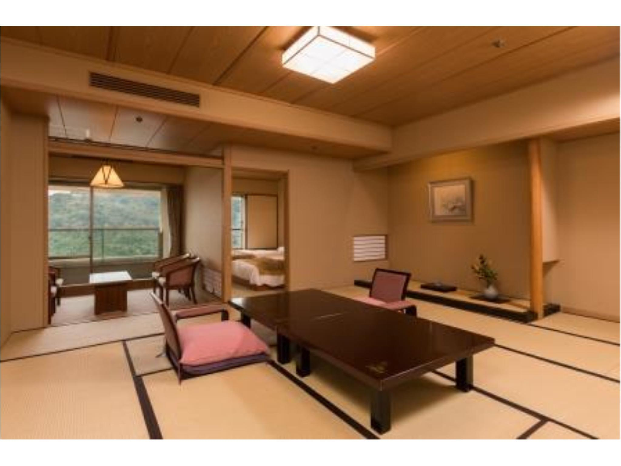 Japanese-style Room (2 Beds)