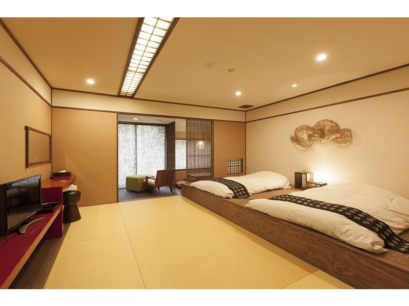 和式房 (Standard Japanese-style Room (2 Japanese Beds))