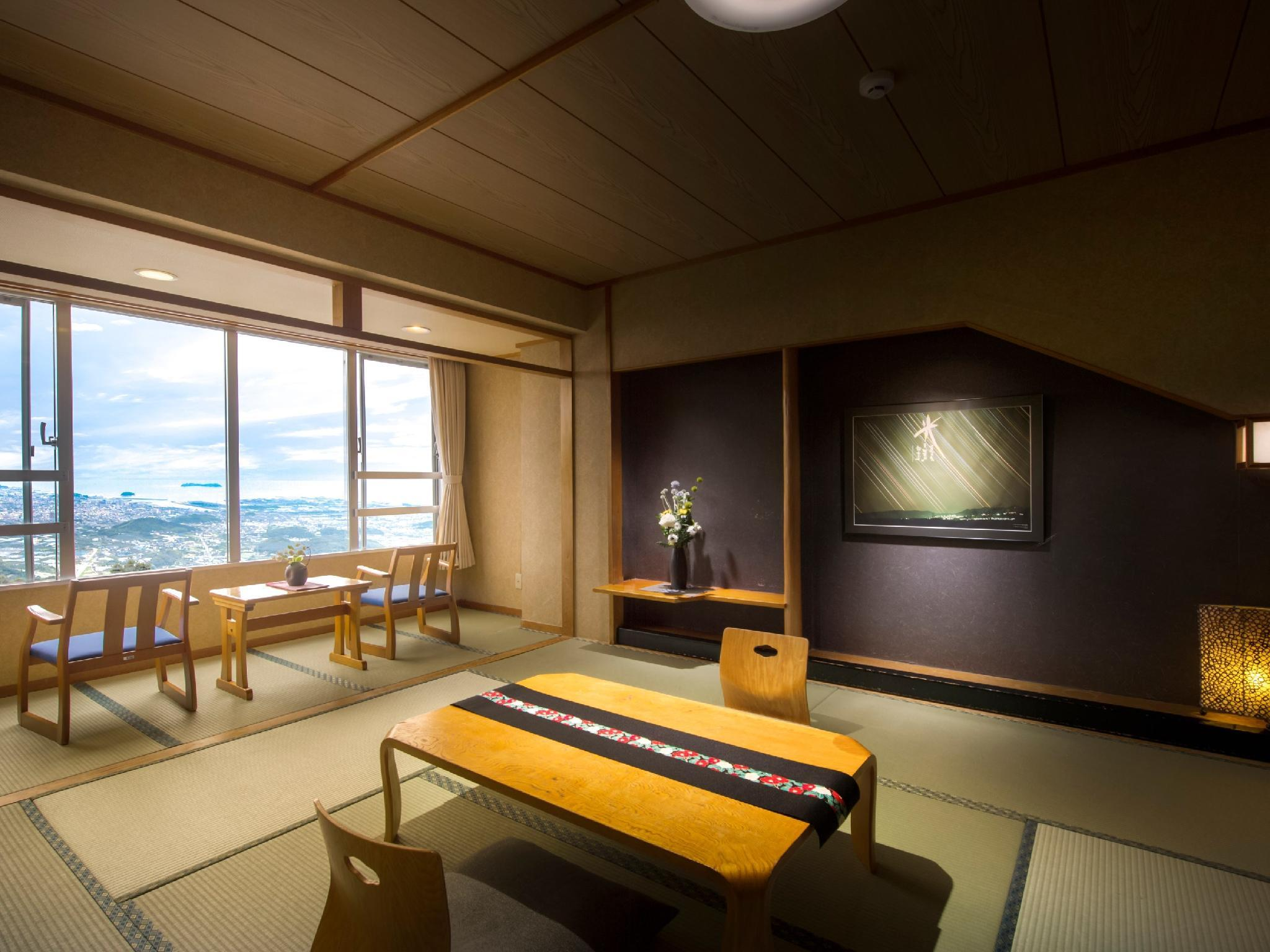 南星宮 和式房(10帖榻榻米)*無浴室 (Nanseikyu Japanese-style Room(10 tatami)*No bath in room)