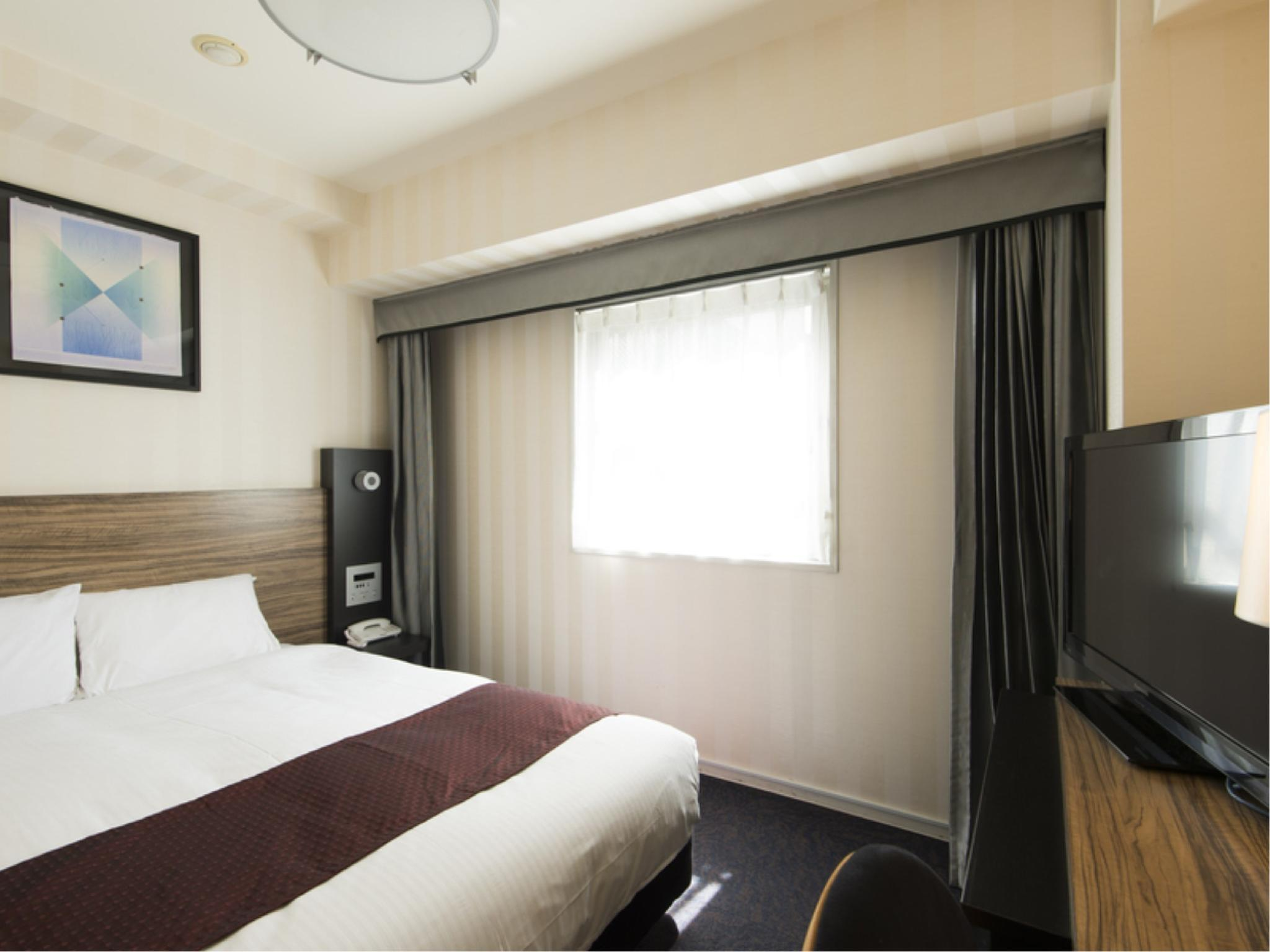 Economy Double Room (Main Building) *Weak mobile phone reception