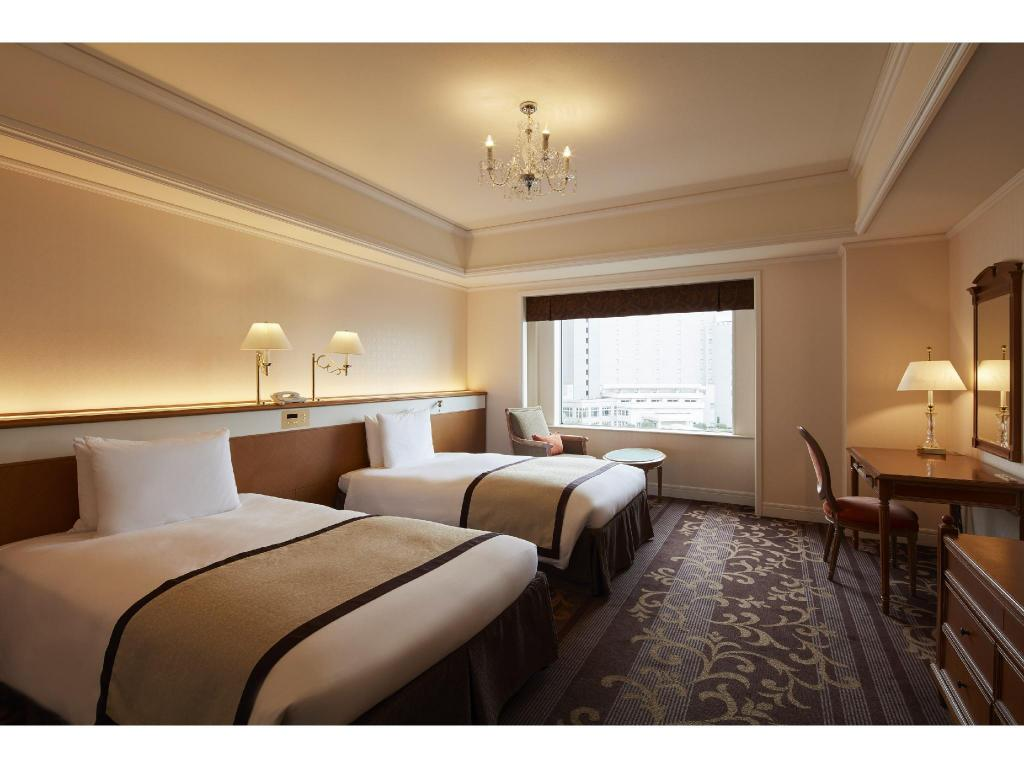 Luxury Twin room - Guestroom