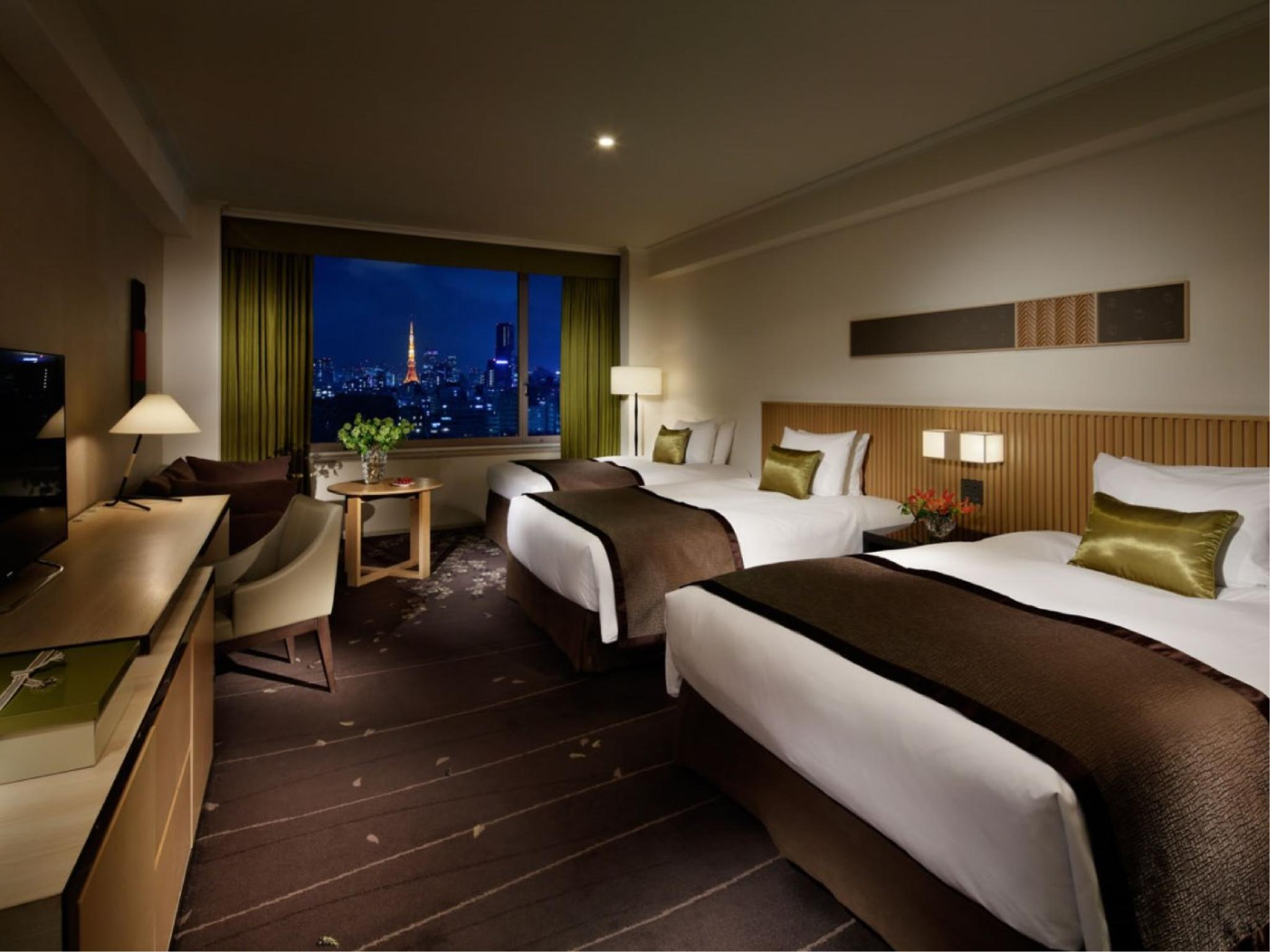 Deluxe Twin Room (Tower Side)