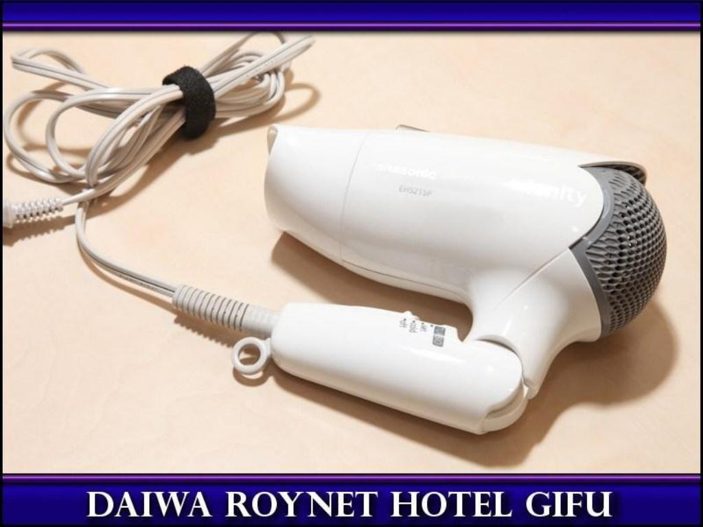 Single Room Daiwa Roynet Hotel Gifu