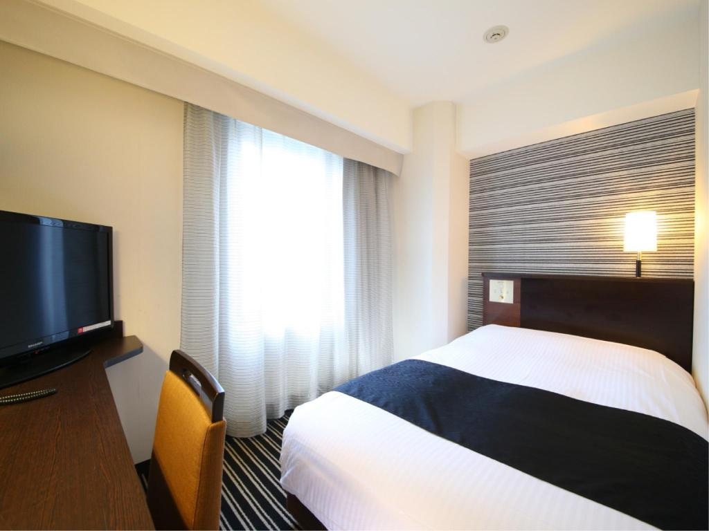 Single Room - Smoking - Guestroom APA Hotel Roppongi Ichome-ekimae