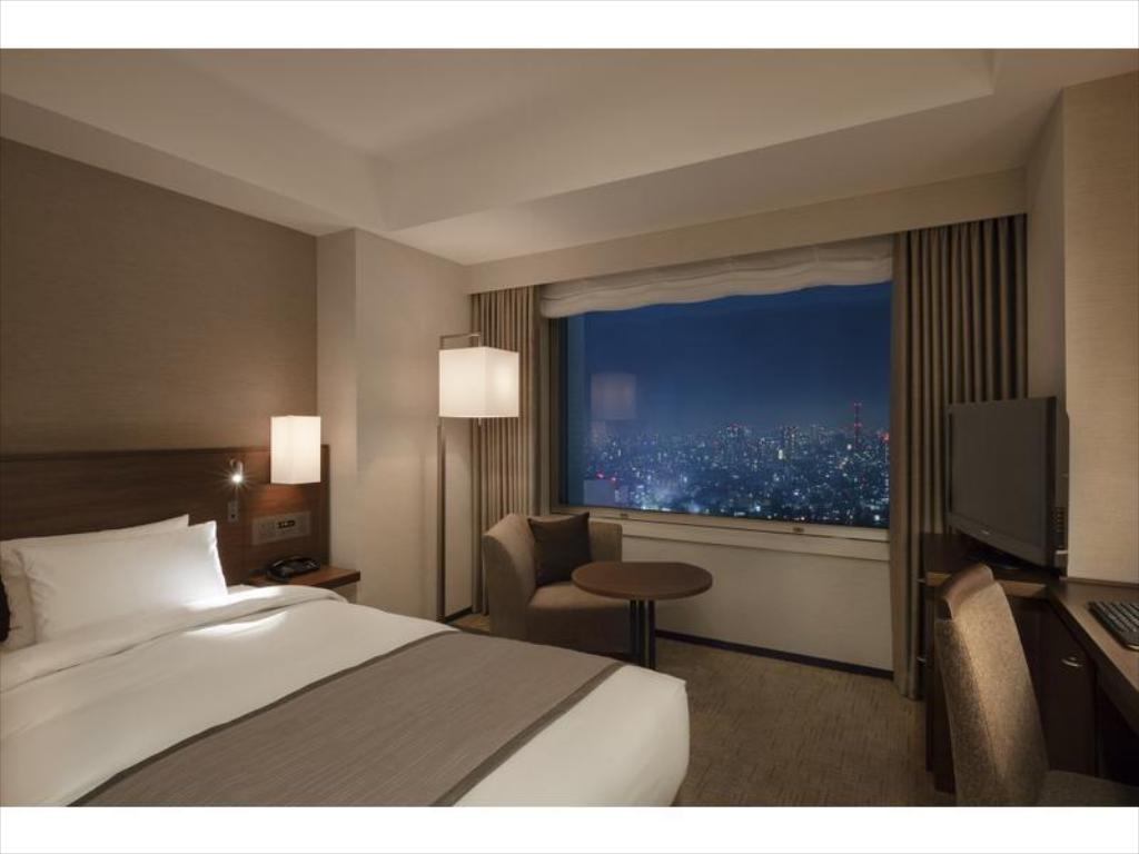 Comfort Single Room - Guestroom Hotel Century Southern Tower