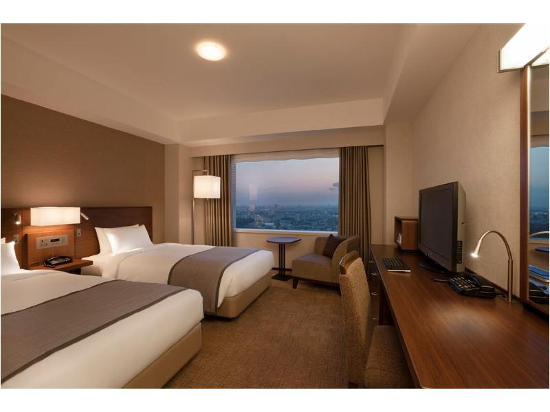 서던 타워 트윈룸 (Southern Tower Twin Room)