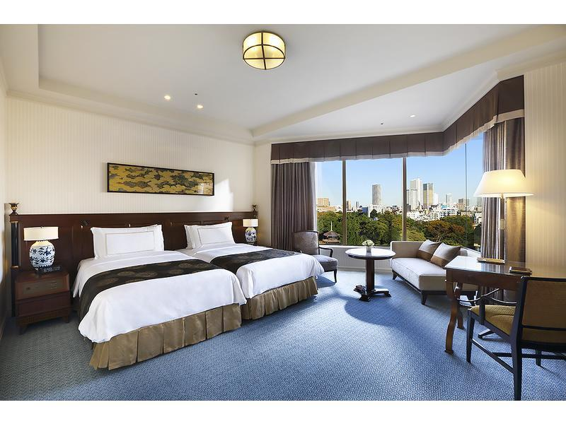 Prime Superior Twin Room (Garden View)