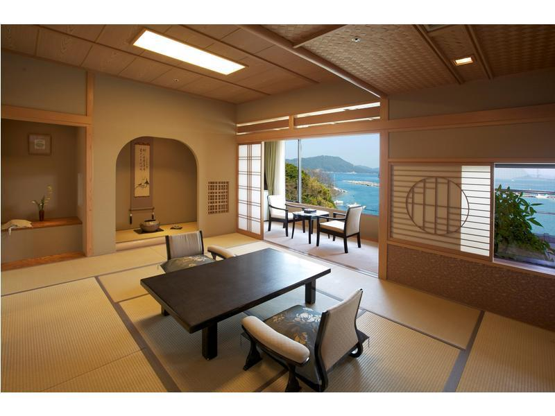 特别房 (Deluxe Suite with Open-air Bath (New Building))