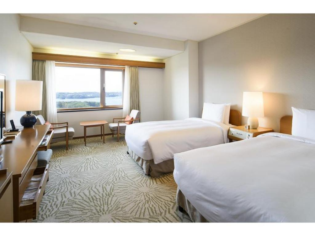 Twin Room - Guestroom Shima Kanko Hotel The Classic
