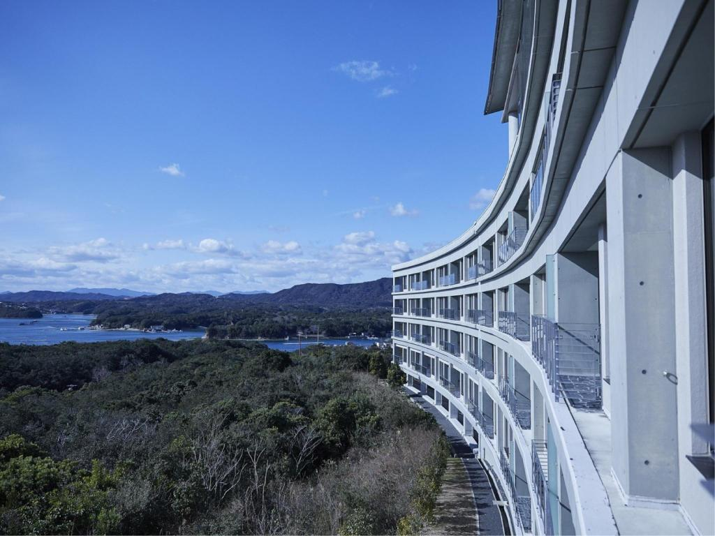 Exterior view Shima Kanko Hotel The Bay Suites