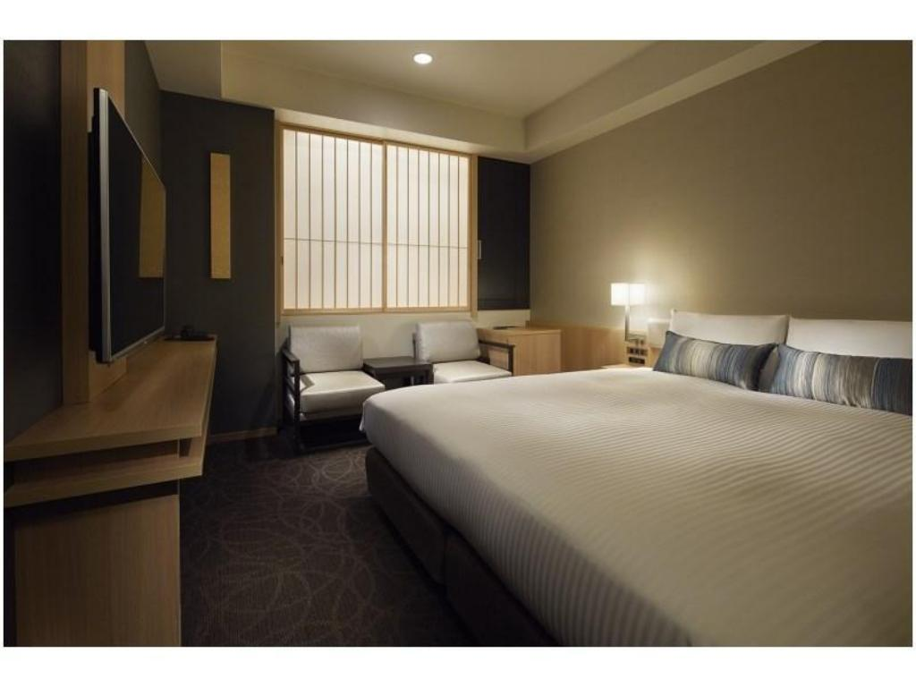 Moderate Double Room - Guestroom Mitsui Garden Hotel Kyoto Shinmachi Bettei