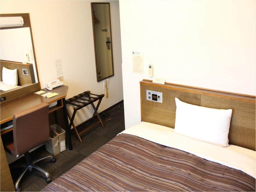 Single Room - Guestroom Hotel Route-Inn Iwakiizumi Ekimae