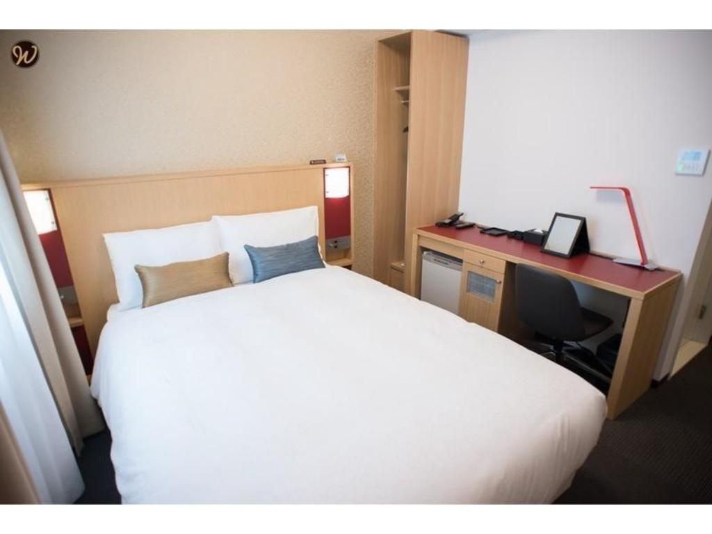 Double Room - Guestroom Hotel The West Hills Mito