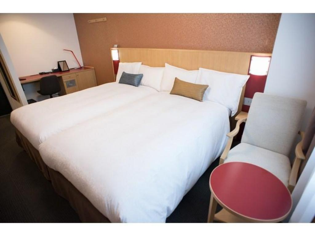 Room - Guestroom Hotel The West Hills Mito