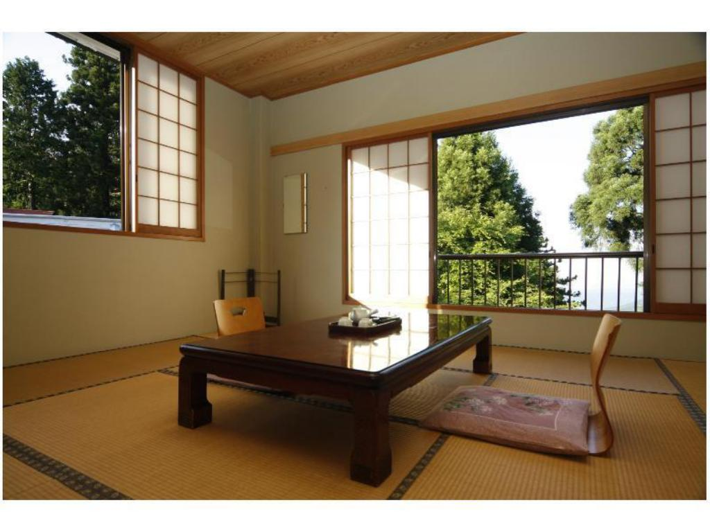 Japanese Style Room - Guestroom Fujimotoso