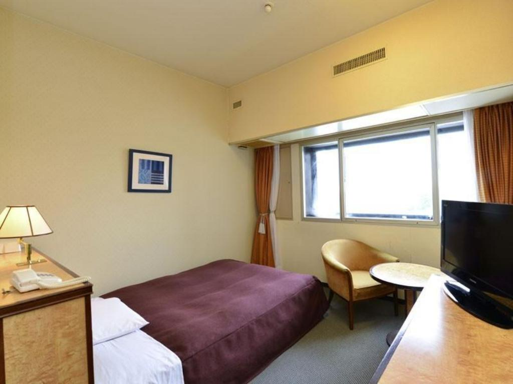 Single Room - Guestroom Narita View Hotel