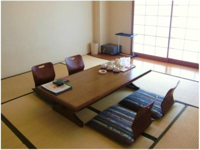 다다미 객실(호텔동) (Japanese-style Room (Hotel Building))