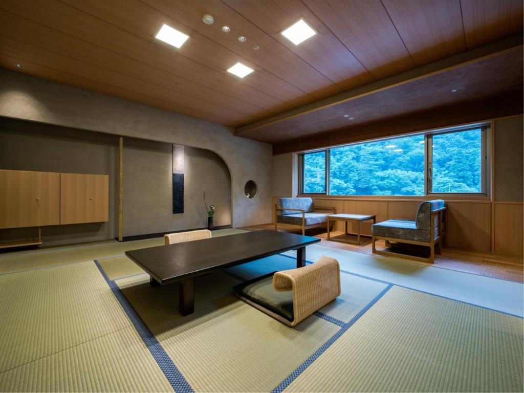 Japanese-style Room (Tsuki-no-To Wing) - ห้องพัก