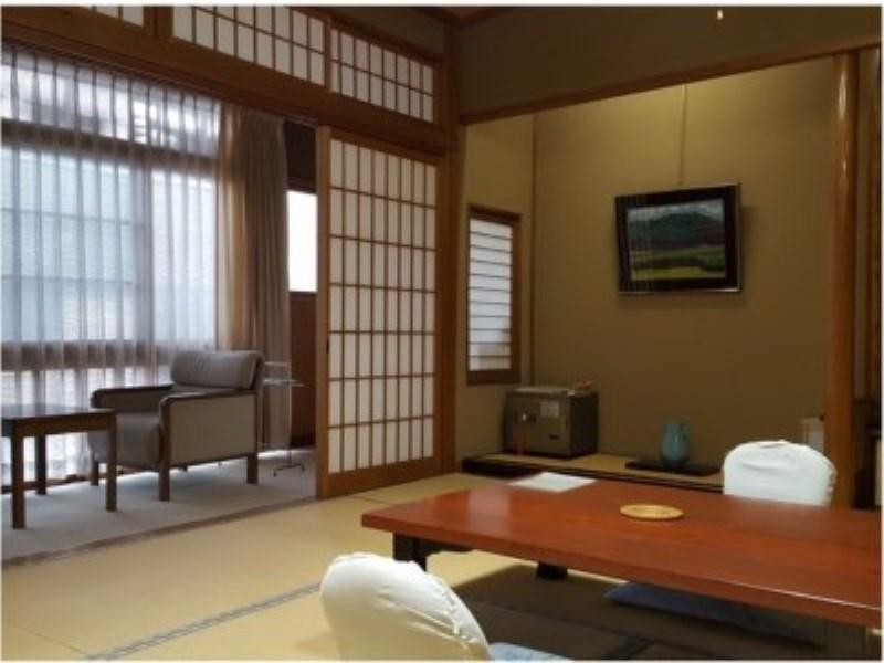 도착 후 배정 플랜(다다미 객실) *성인전용 (Japanese-style Room *Allocated on arrival; for Adult guests only)