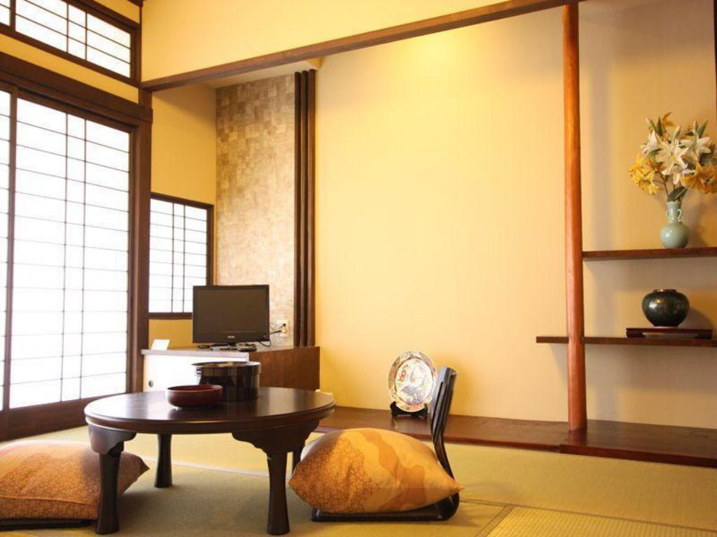 Japanese-style Room (Seizanso Type) - ห้องพัก