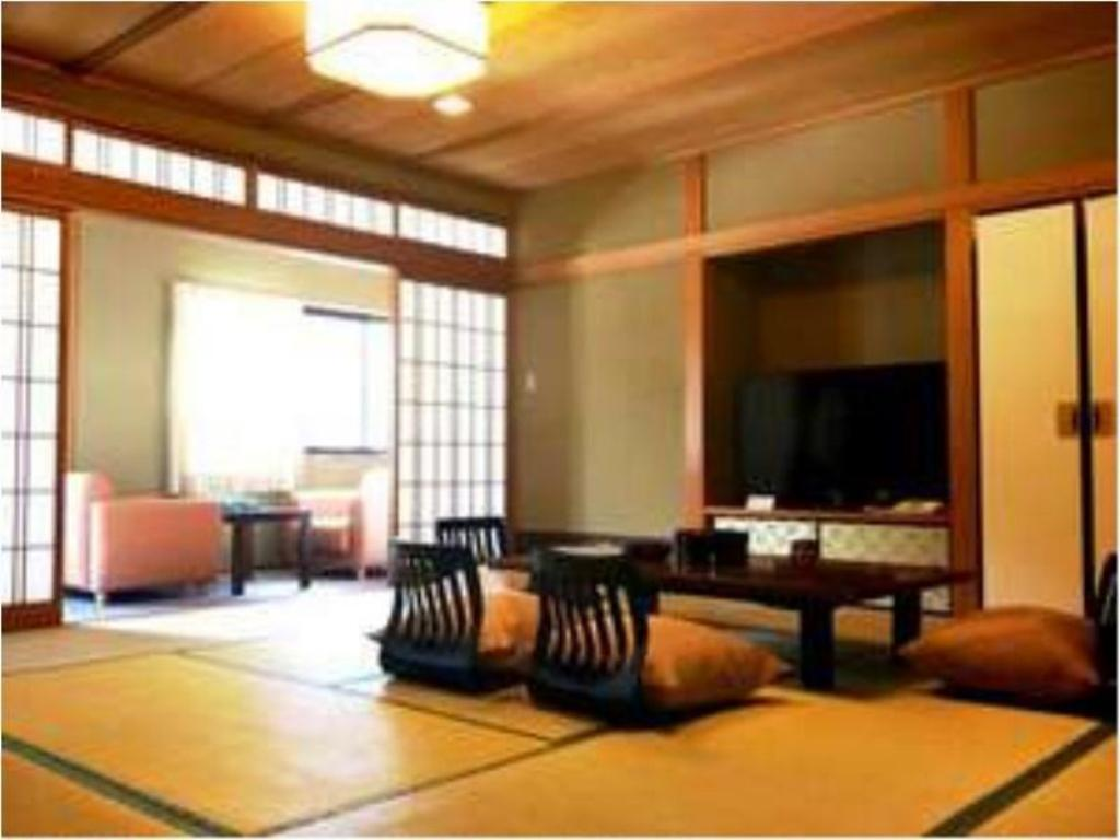 Upgraded Japanese-style Room - ห้องพัก