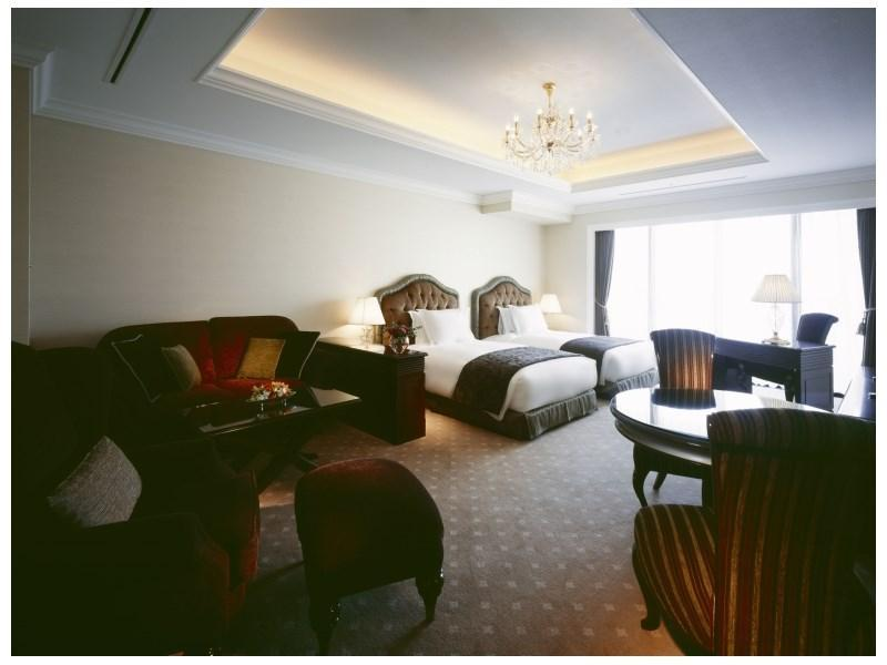 Moderate Twin Room (Executive Floor)
