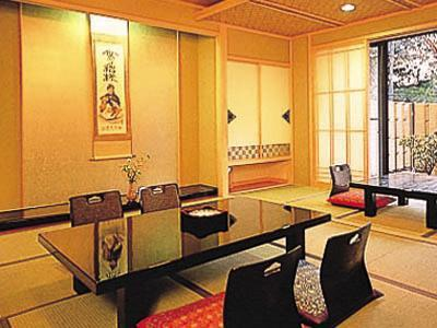 新館 和室 禁煙|10畳+踏込 (Japanese-style Room (New Building))