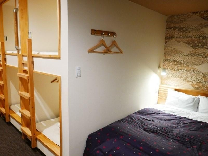 Superior Dormitory Double-bed (Room)