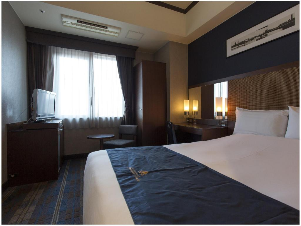 Double Room - Guestroom Hotel Monterey Grasmere Osaka