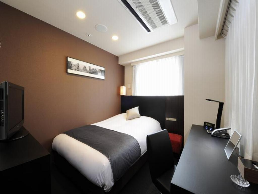 Moderate Double Room - Guestroom Best Western Hotel Fino Osaka Shinsaibashi