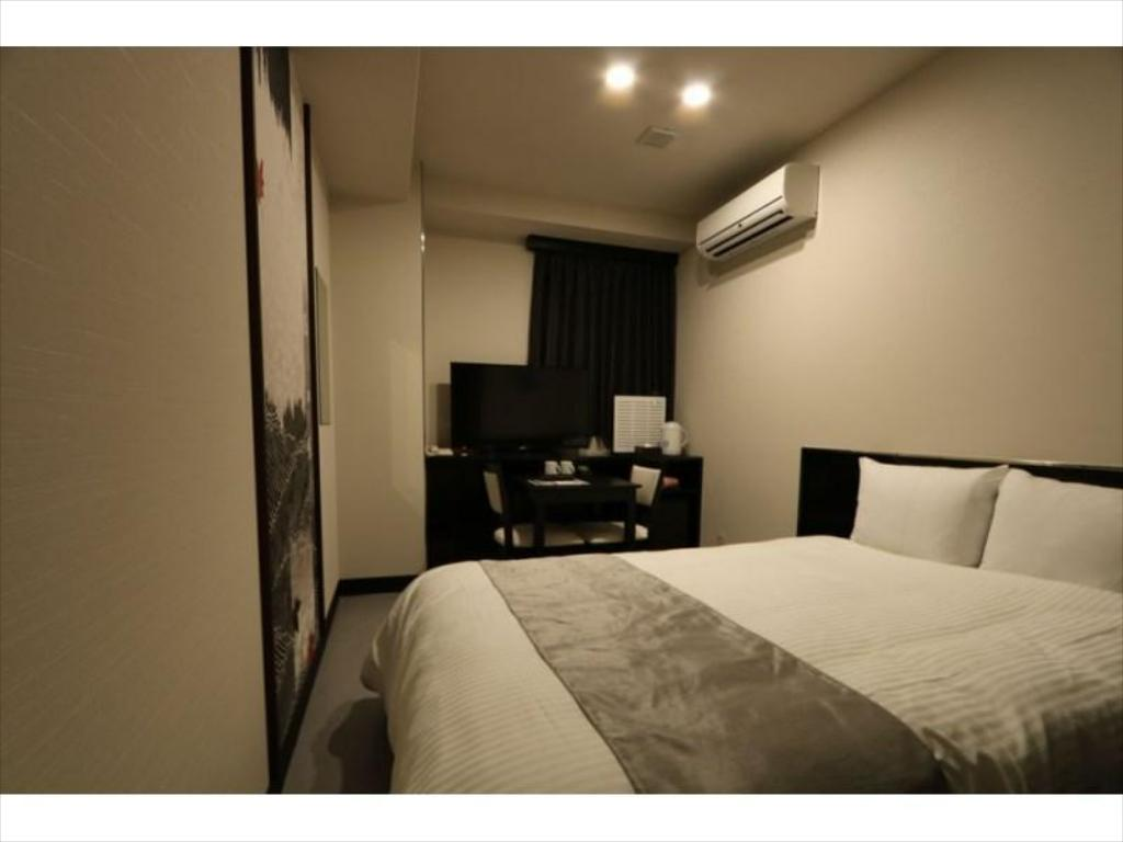 Double Room (Main Building)  - Guestroom Hotel Kanade