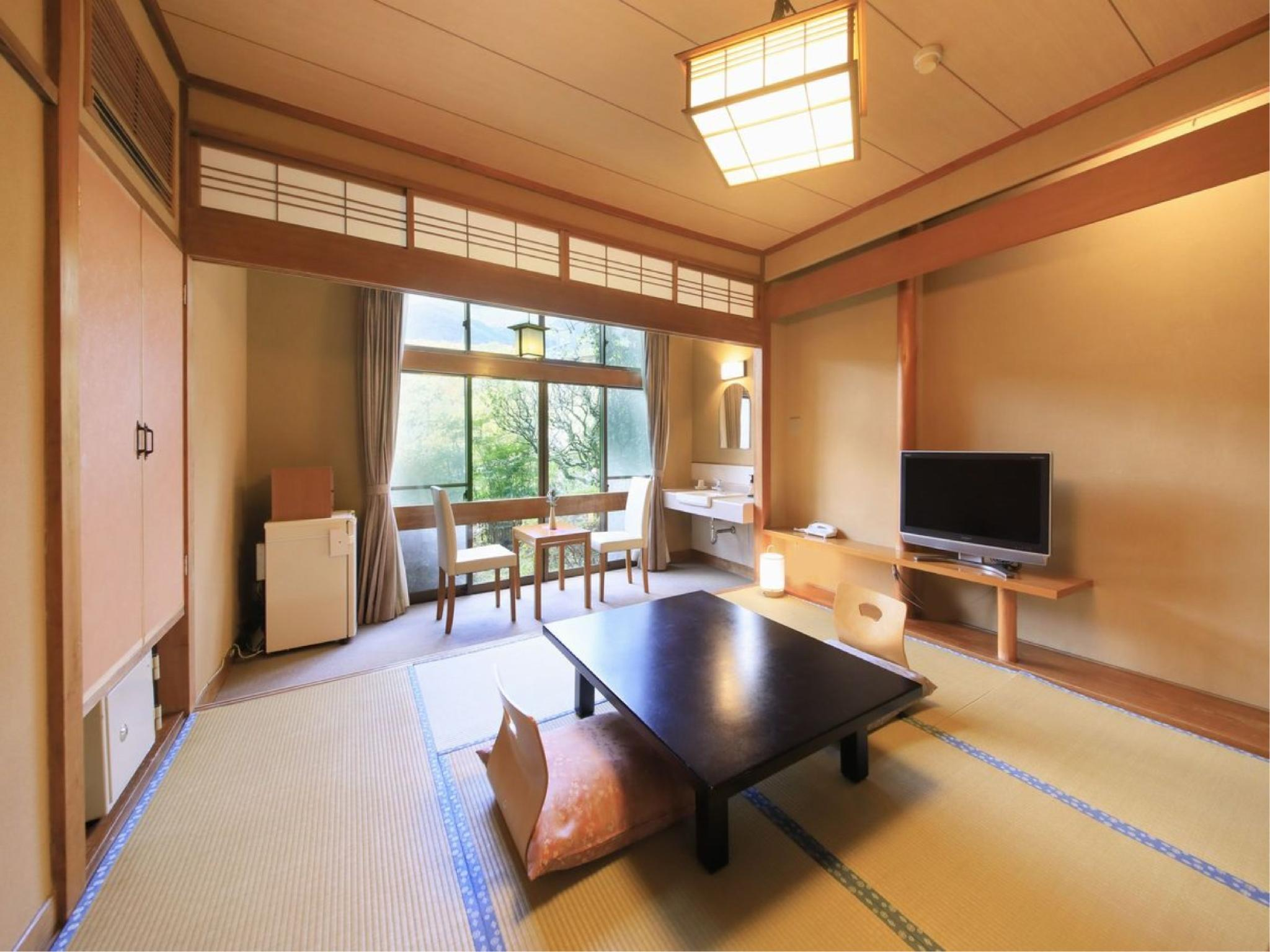 和室|10畳+踏込1畳 (Japanese-style Room *No bath in room)
