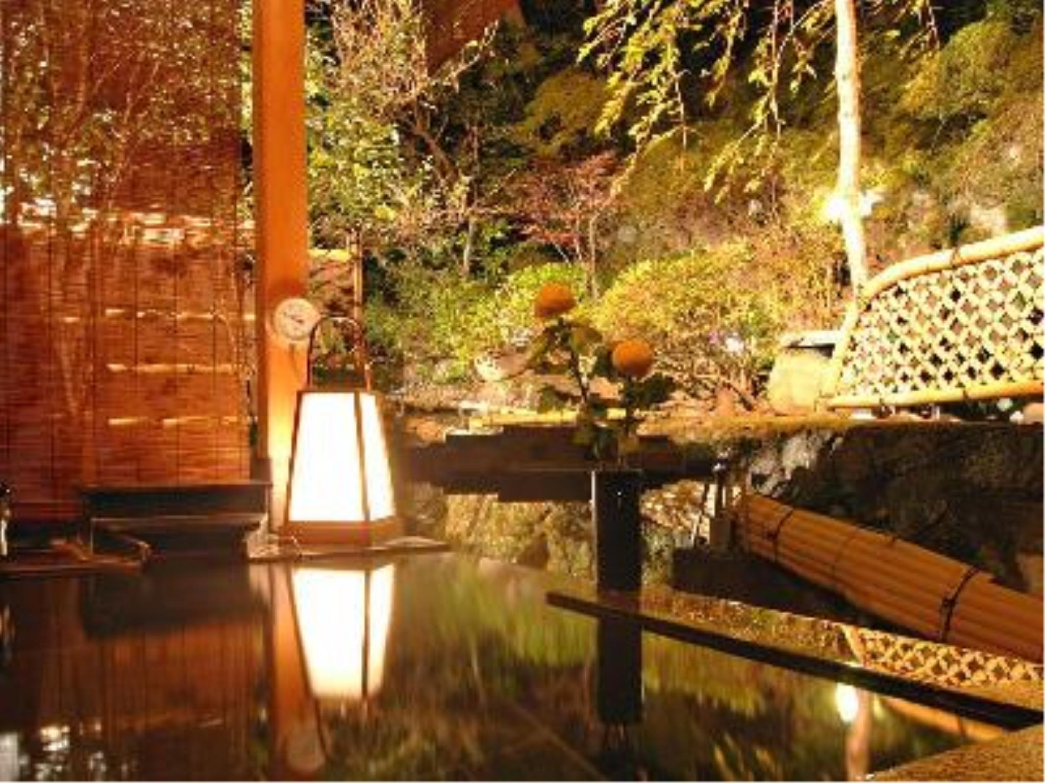 다다미 객실 또는 특별실 (Japanese-style Room + Japanese-style Room with Open-air Hot Spring Bath)